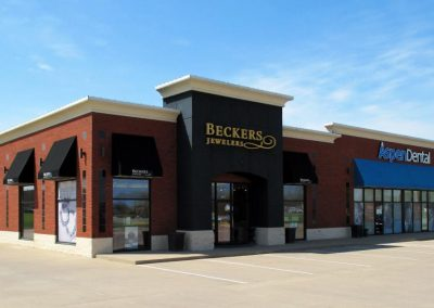 Becker Plaza Commercial Awnings