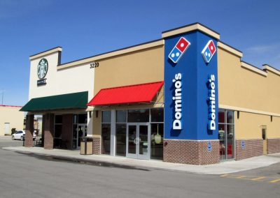 Domino's Commercial Awnings