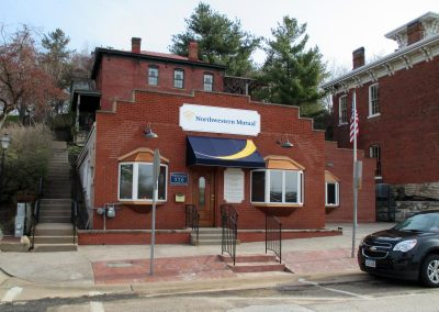 Northwestern Mutual Commercial Awnings