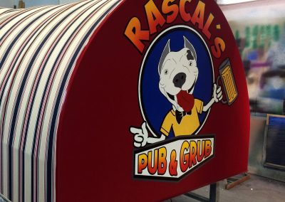Rascal's Commercial Awnings