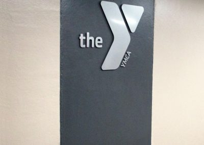 YMCA Non-Illuminated Sign