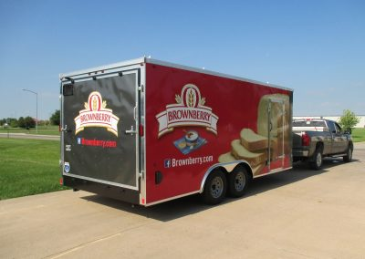 Brownberry Vehicle Graphics