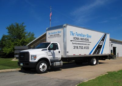 The Furniture Store Vehicle Graphics