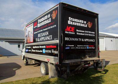 Ace Hardware Vehicle Graphics