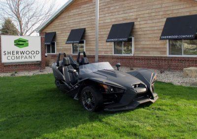 Batman Vehicle Graphics
