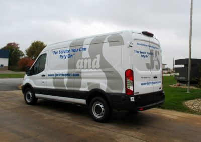 J and S Vehicle Graphics